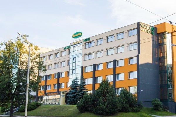 Отель Zemaites - фото 17