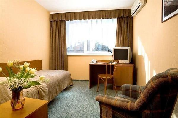 Отель Zemaites - фото 5