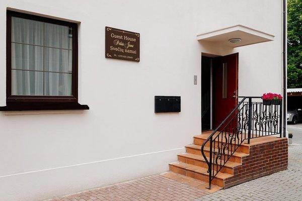 Guest House Poilsis Jums - фото 18