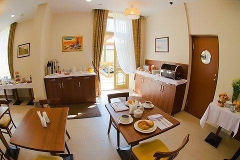 Отель Memel - фото 10