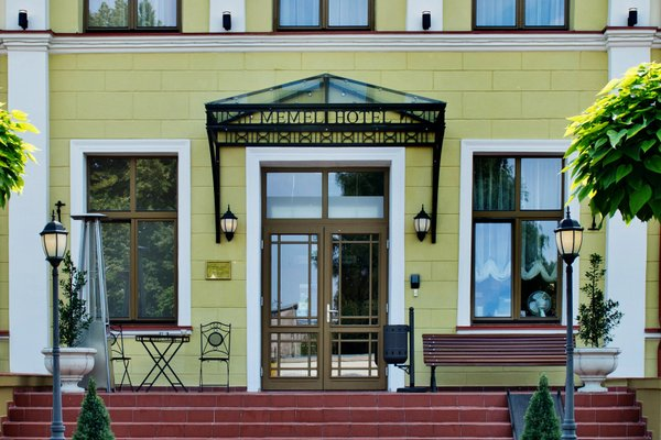 Отель Memel - фото 22