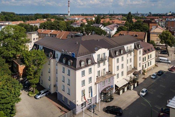 Radisson Blu Hotel Клайпеда - фото 23