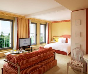 Hotel Parc Belair Luxembourg Luxembourg