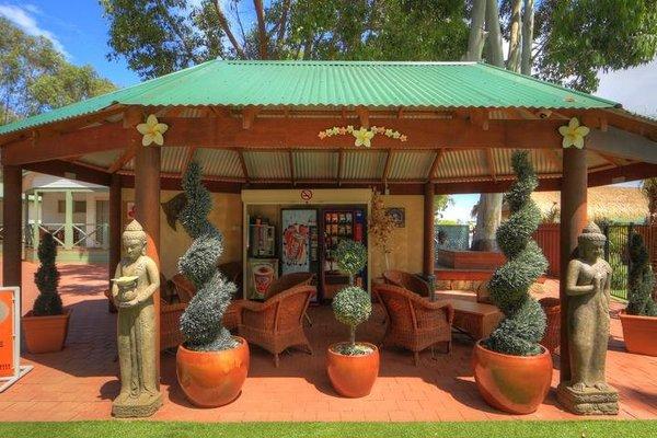 Mandurah Caravan and Tourist Park - фото 13