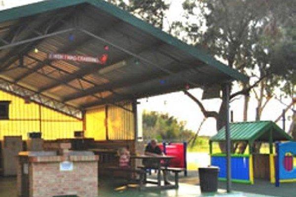 Mandurah Caravan and Tourist Park - фото 15