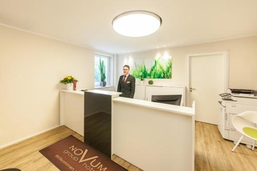 Novum LikeApart Serviced Apartments Furth - фото 16