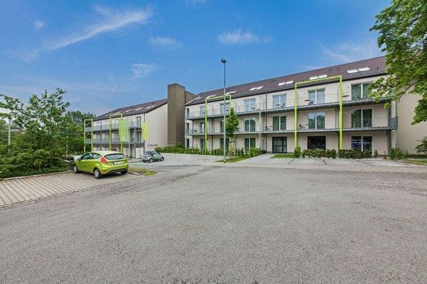 Novum LikeApart Serviced Apartments Furth - фото 22