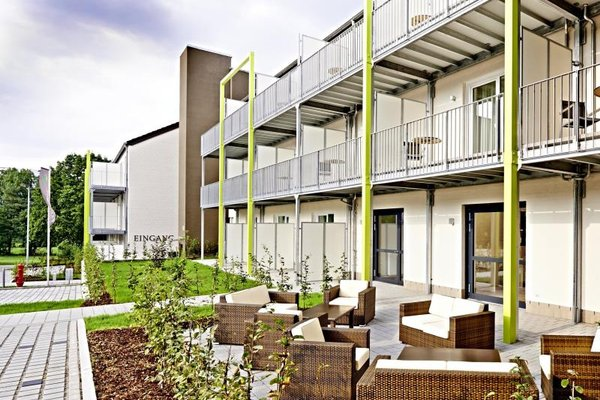 Novum LikeApart Serviced Apartments Furth - фото 23