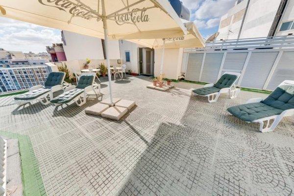 Sliema Chalet Hotel - фото 15