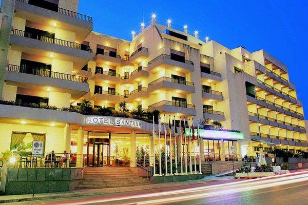 Hotel Santana - фото 22