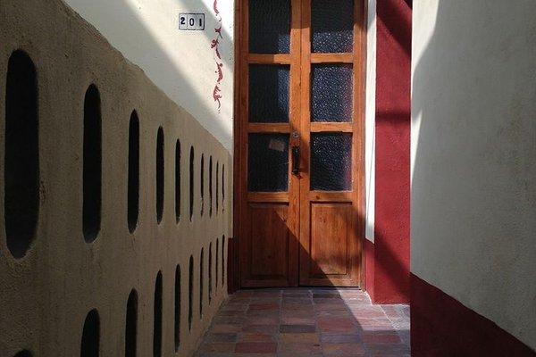 Hotel Boutique Casa de la Palma - фото 19