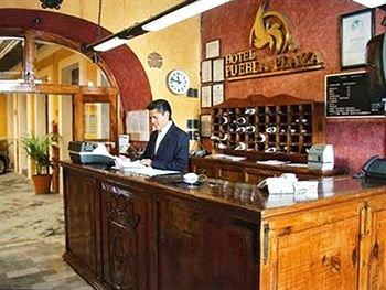 Hotel Puebla Plaza - фото 12