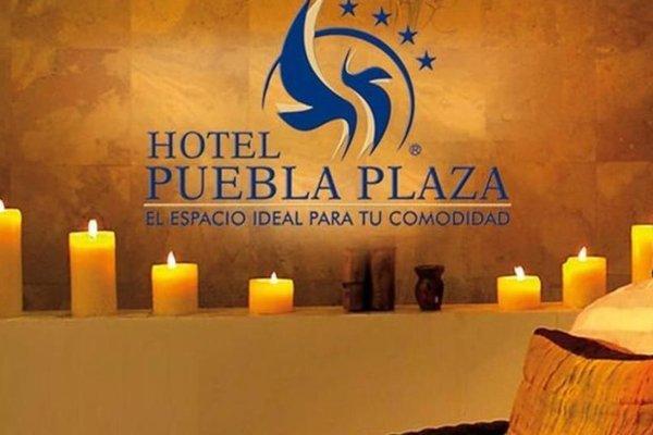 Hotel Puebla Plaza - фото 15