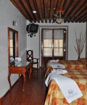 Hotel Puebla Plaza - фото 2