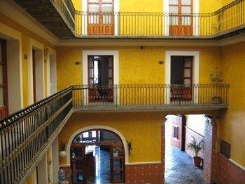 Hotel Puebla Plaza - фото 21