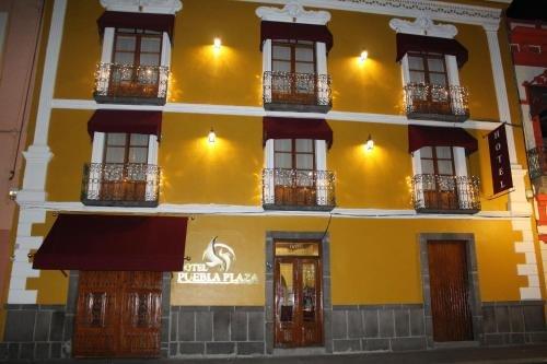 Hotel Puebla Plaza - фото 22