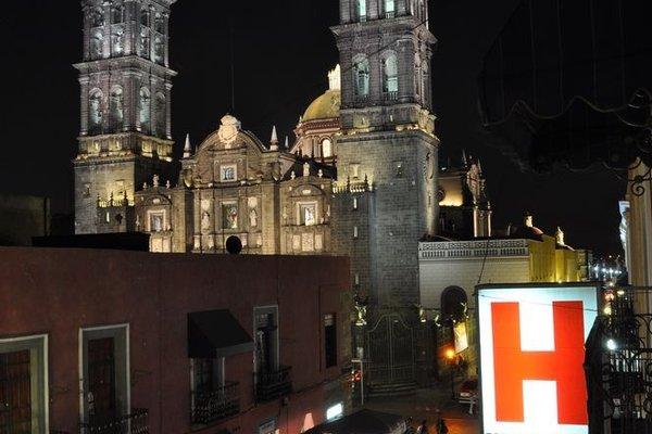 Hotel Puebla Plaza - фото 23