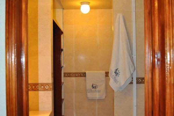 Hotel Puebla Plaza - фото 9