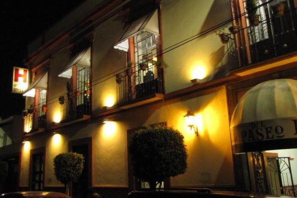 Hotel del Paseo - фото 13