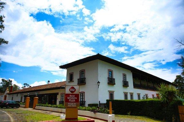 Best Western PLUS Real de Puebla - фото 23