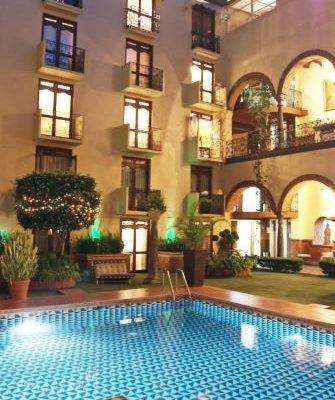 Hotel San Pedro Puebla - фото 20