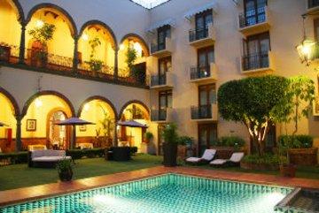Hotel San Pedro Puebla - фото 21