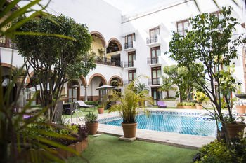 Hotel San Pedro Puebla - фото 23