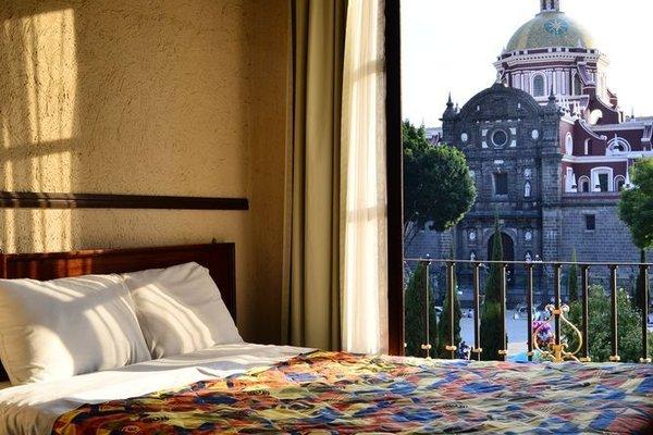 Hotel Royalty Puebla - фото 50