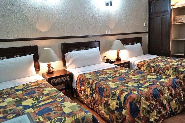 Hotel Royalty Puebla - фото 2