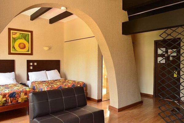 Hotel Royalty Puebla - фото 21