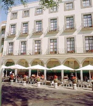 Hotel Royalty Puebla - фото 22