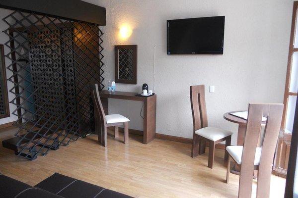 Hotel Royalty Puebla - фото 5