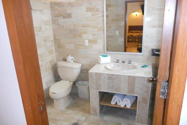 Hotel Royalty Puebla - фото 9