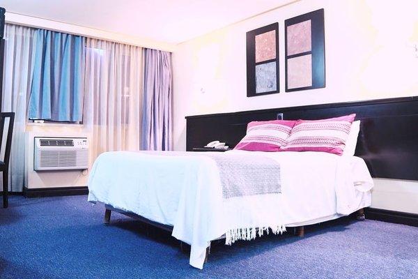 Hotel Fontan Reforma - фото 6