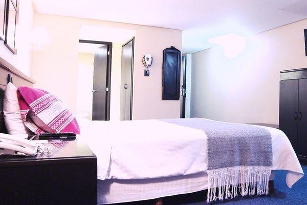 Hotel Fontan Reforma - фото 1