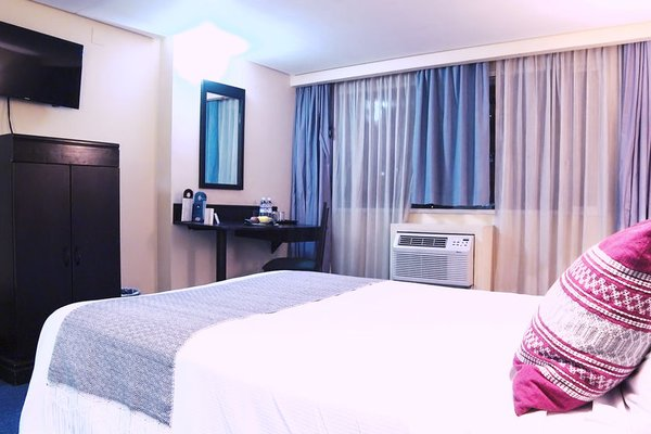 Hotel Fontan Reforma - фото 2