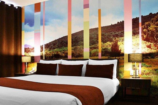 Hotel Del Angel - фото 2