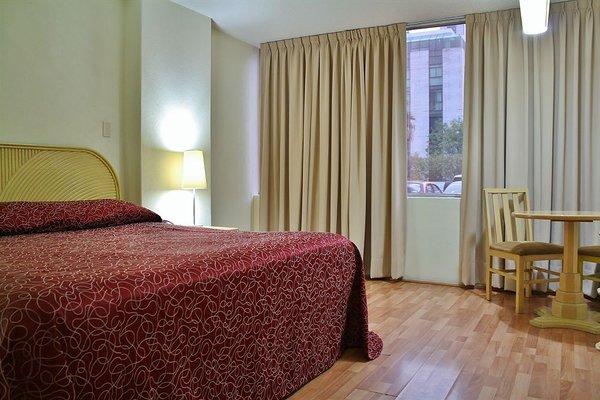 Hotel Del Angel - фото 3