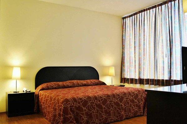 Hotel Del Angel - фото 4