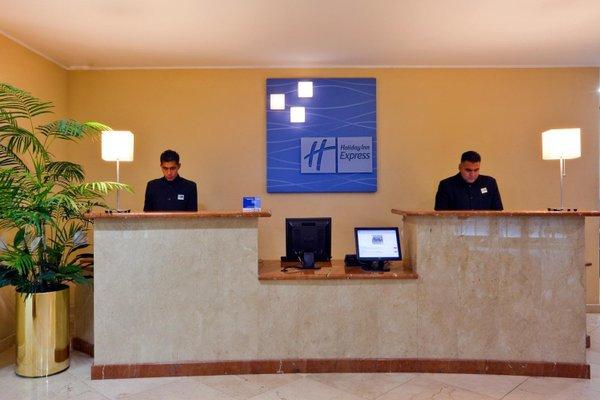 Holiday Inn Express Mexico Santa Fe - фото 10