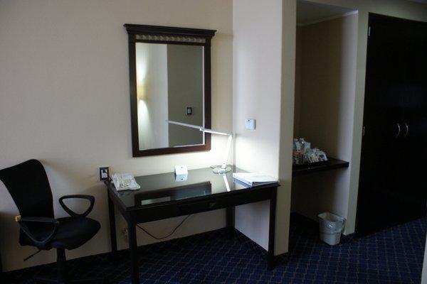 Holiday Inn Express Mexico Santa Fe - фото 3