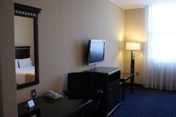 Holiday Inn Express Mexico Santa Fe - фото 5