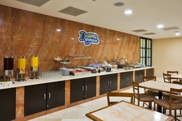 Holiday Inn Express Mexico Santa Fe - фото 6