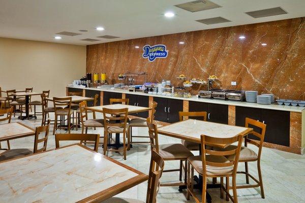 Holiday Inn Express Mexico Santa Fe - фото 7