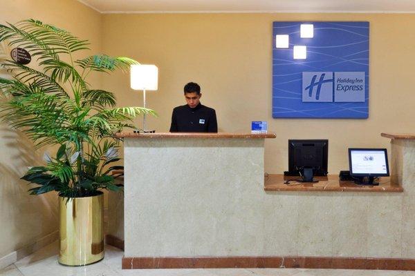 Holiday Inn Express Mexico Santa Fe - фото 9
