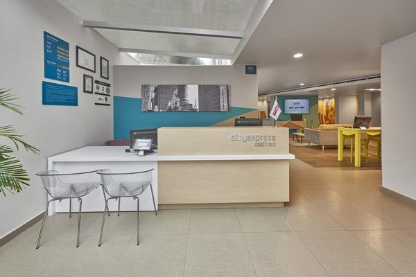 City Express Suites Anzures - фото 11