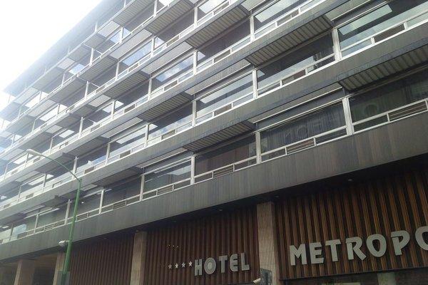 Hotel Metropol - фото 23