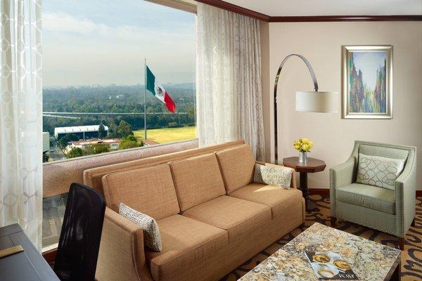 JW Marriott Hotel Mexico City - фото 21