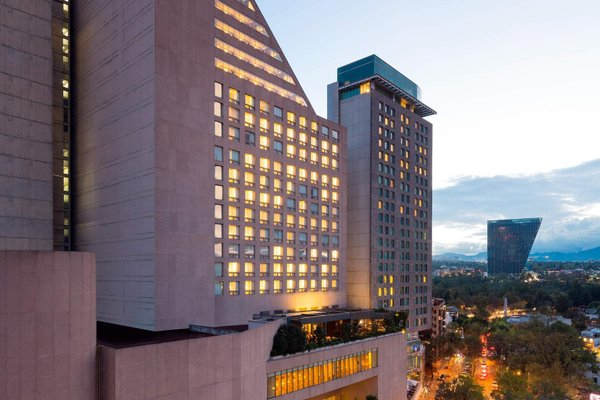 JW Marriott Hotel Mexico City - фото 22