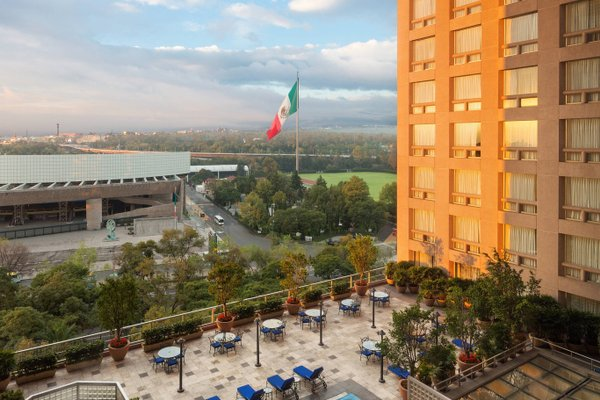 JW Marriott Hotel Mexico City - фото 23
